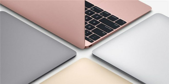 MacBook appearance color