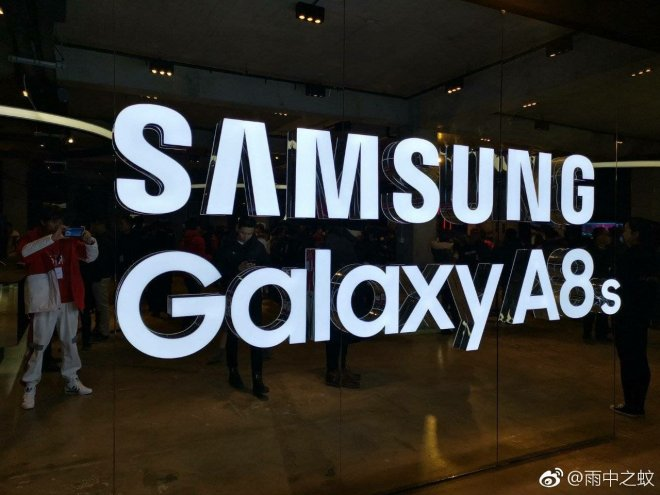 Samsung Galaxy A8s images