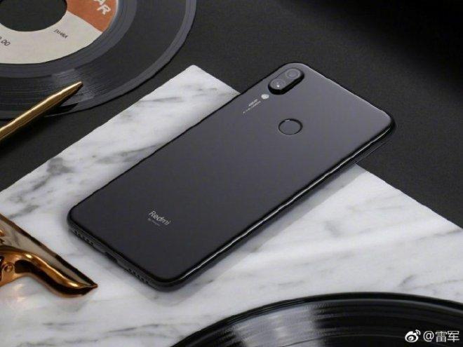 Redmi Note 7 in Black