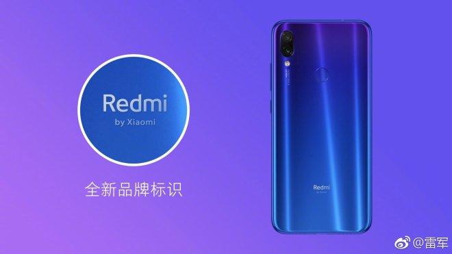 Redmi New Logo