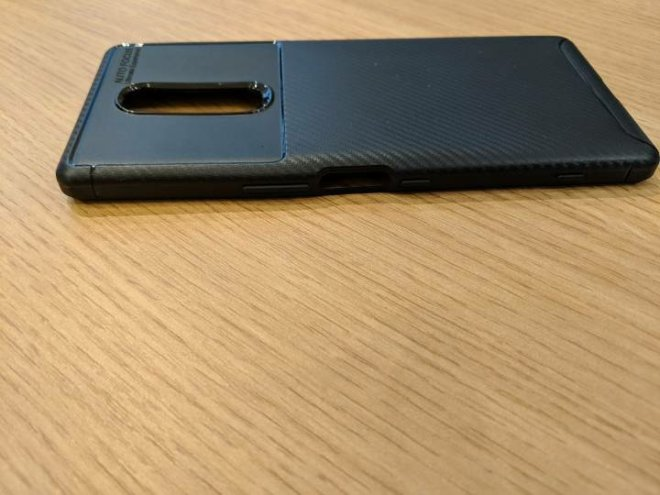 Xperia XZ4 Back Case
