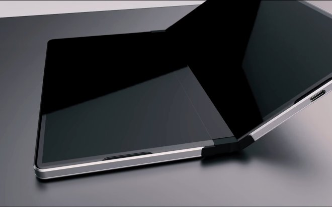 Microsoft Andromeda by Concept Creator