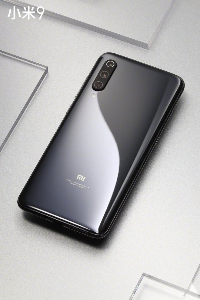 Xiaomi 9 Deep Gray Color