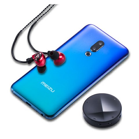 Meizu 16th Plus sound color limited edition