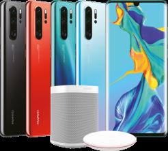 Huawei P30 | P30 Pro HD Rendering