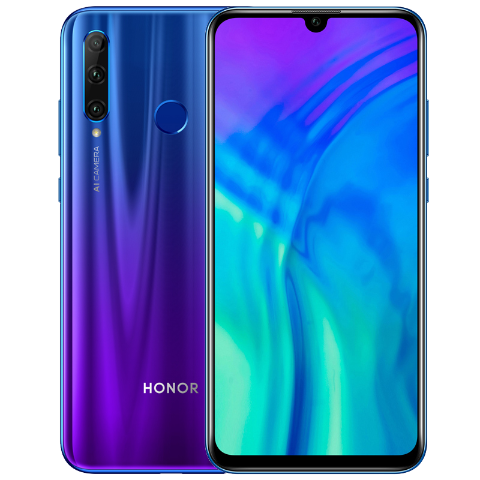 Honor 20i Blue