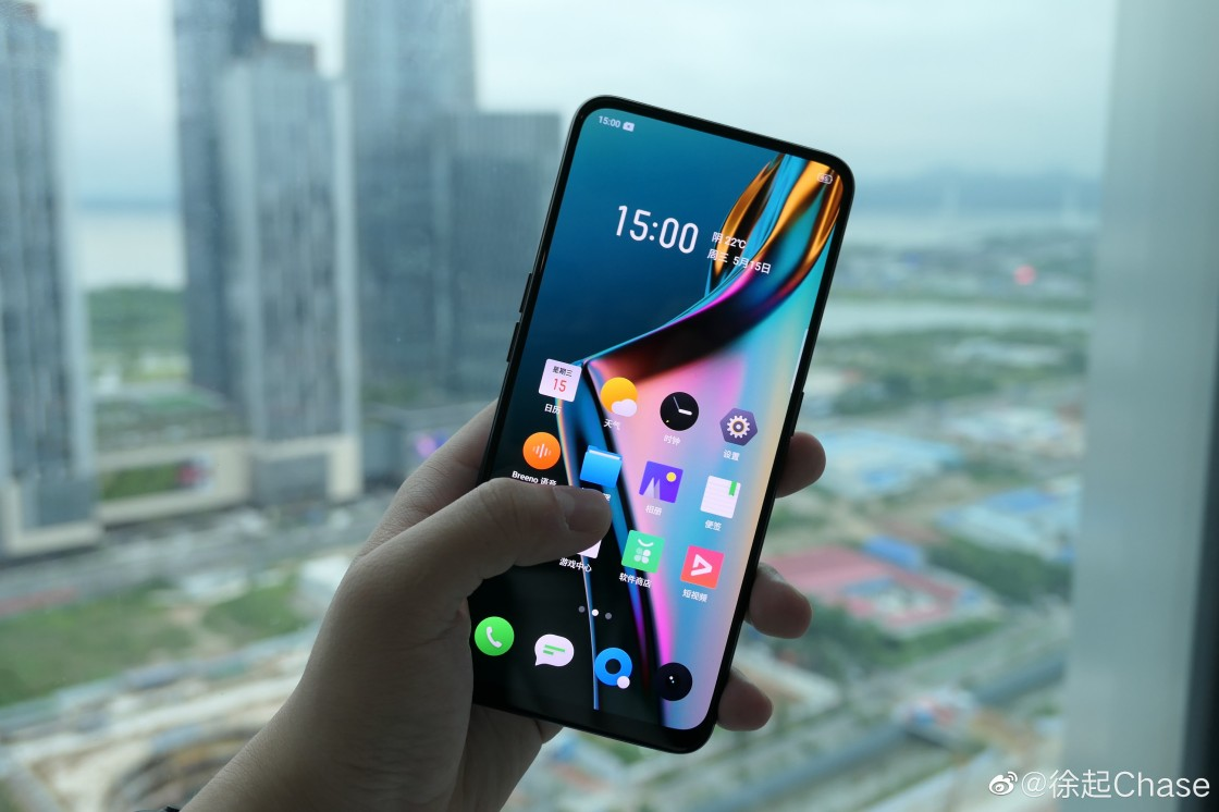 Realme X Hands On Picture