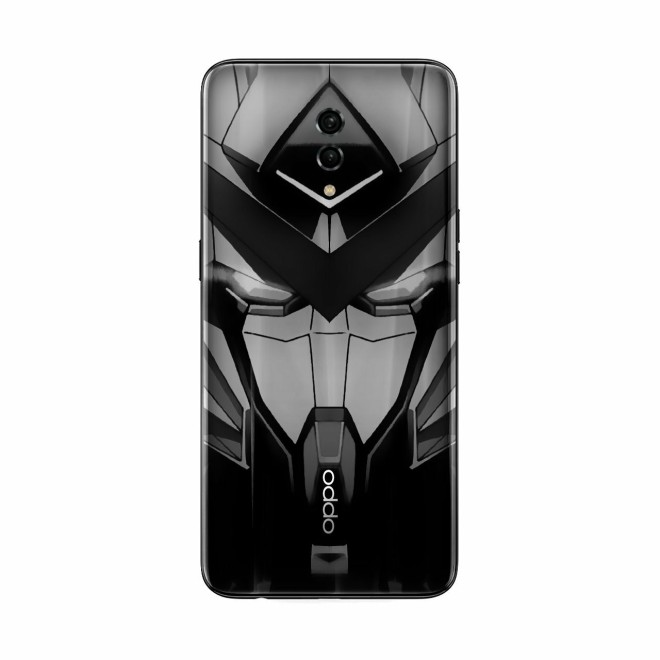 Oppo Gundam custom edition