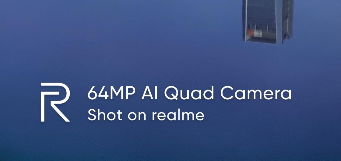 Realme 64 Megapixel Quad Camera Sample