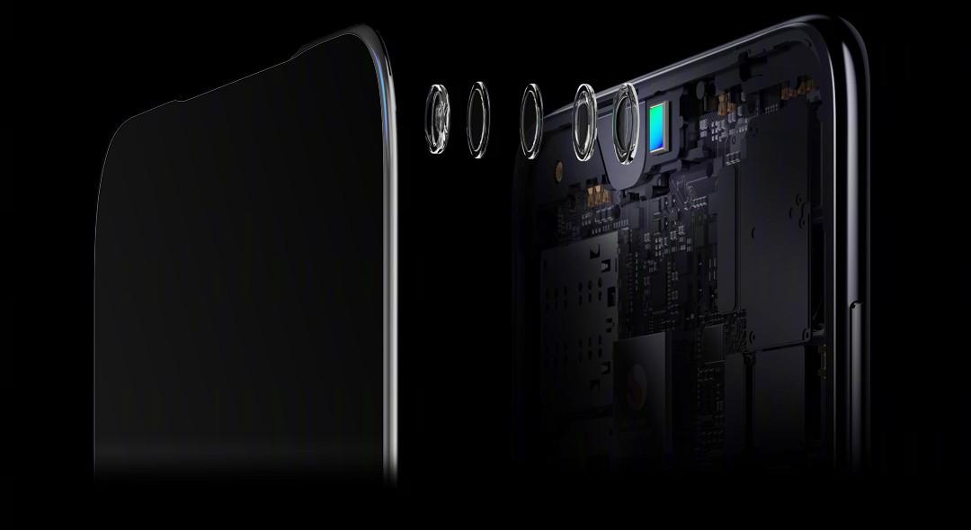 Xiaomi Under Display Camera Demo