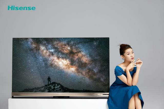 Hisense U9 Multi-Screen 65 inch 4K TV