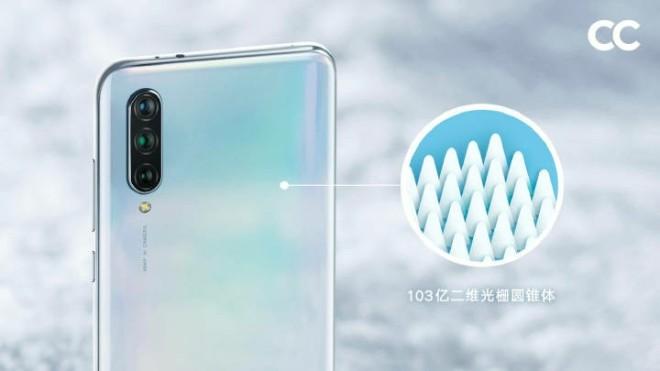 Xiaomi CC9 White Lover