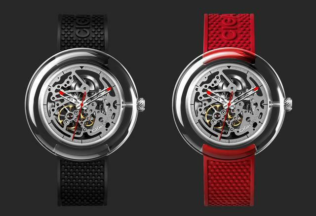 Xiaomi Mechanical Watch T Series Red and Black
